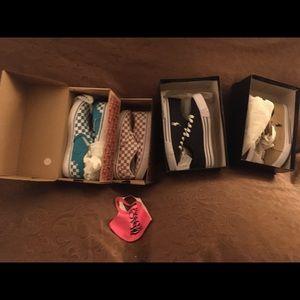Boys canvas sneakers